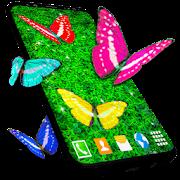 Real Butterflies on Screen