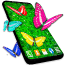 Real Butterflies on Screen file APK Free for PC, smart TV Download