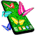Real Butterflies on Screen file APK for Gaming PC/PS3/PS4 Smart TV