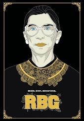 RBG: Hero. Icon. Dissenter.