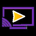 PlayTo Roku & Now TV icon