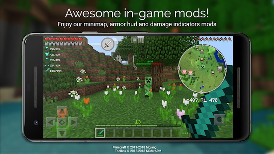 Toolbox for Minecraft: PE - Apps on Google Play