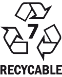 Recycable hydration systems