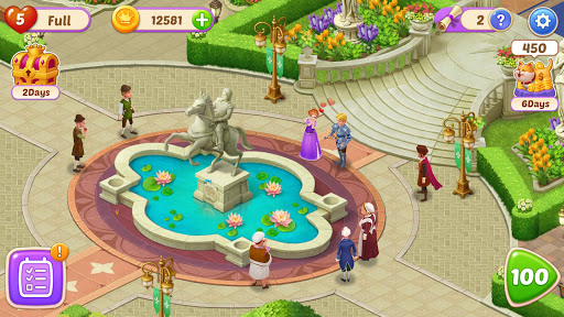 Castle Story: Puzzle & Choice apkmr screenshots 3