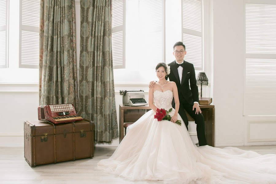 Wedding photographer Ken Tam (kentam). Photo of 20.10.2017