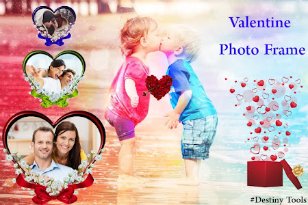 Valentine Day Photo Frame 2016 1.4 screenshot 521123