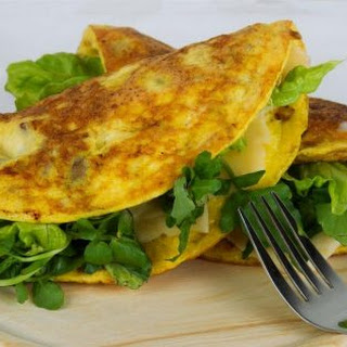 Bacon and Mushroom Omelette Recipe