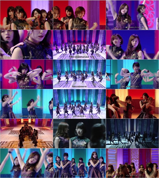 (TV-Music)(1080i) 乃木坂46 Part – Music Fair 170325