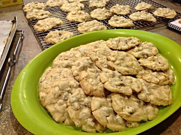 Butter Pecan Chocolate Chip Cookies Recipe