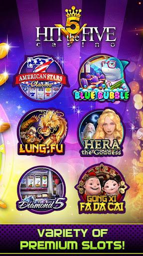 Hit the 5 Casino - Free Slots 1.0.62 {cheat|hack|gameplay|apk mod|resources generator} 3