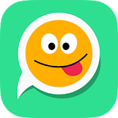 Stickers Chat for Kids Only!