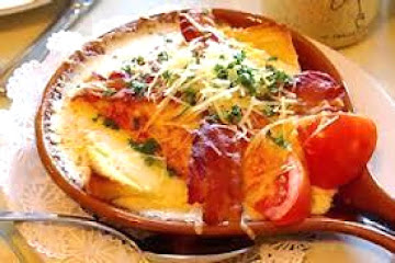 The Legendary Hot Brown- Blissful Yumminess! Recipe
