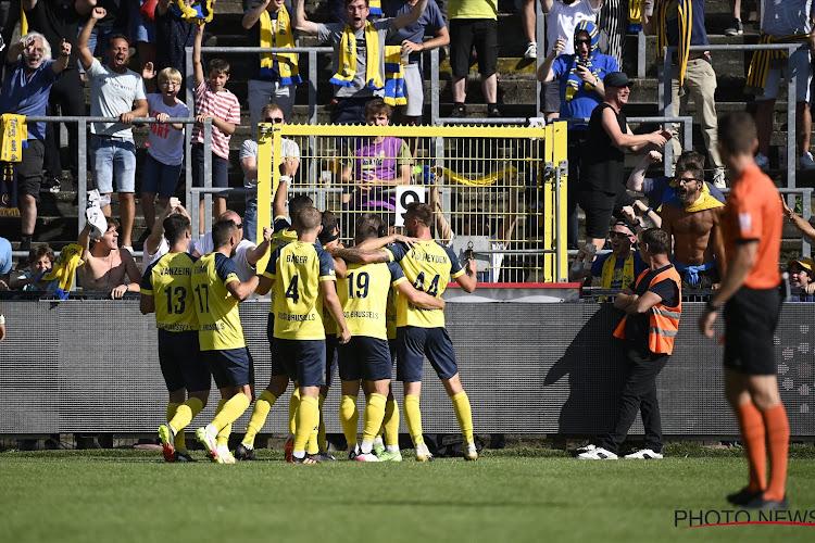 Union, Mouscron, Seraing... encore cinq tickets à prendre pour la phase finale de la Coupe