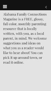 AL Family Connectons Magazine - náhled