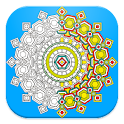 Mandalas Coloring For All icon