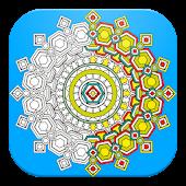 Mandalas Coloring For All