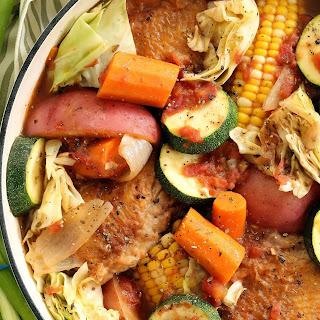 Mexican Chicken Stew.