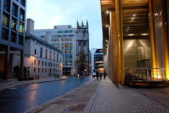 Photo: 88 Wood Street, City of London. Our UK office (e-Spirit AG).