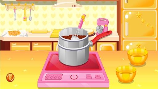 cook cake games hazelnut Screenshots 4