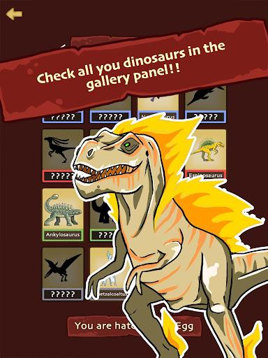 Hatch Dinosaur Eggs - Jurassic World Clicker Games screenshots apkspray 15
