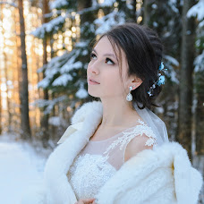 Wedding photographer Anna Trubicyna (annatrubitsyna). Photo of 30.11.2018