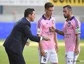 Anderlecht voor start play-offs: vat vol twijfels