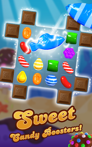 Candy Crush Saga screenshot 8