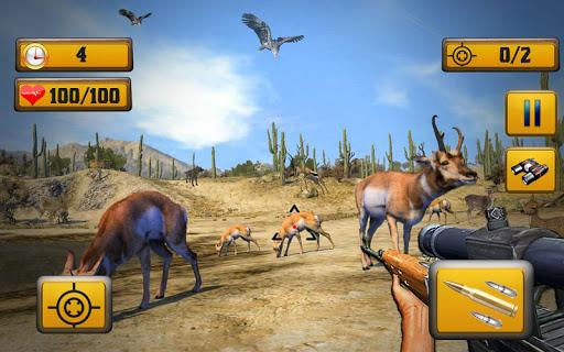 Wild Animal Shooting  screenshots 1
