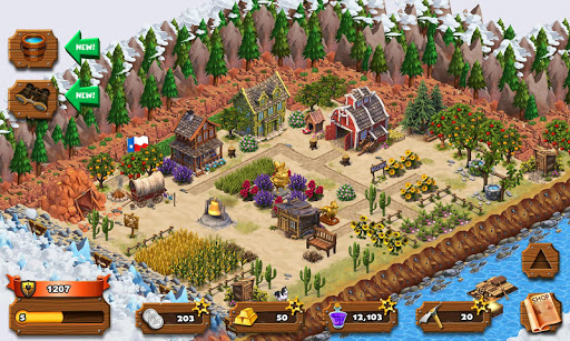 Goldrush: Westward Settlers! screenshot