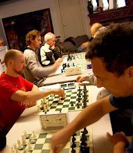 Photo: Battle in progress. Photo by Valerie Zhmak