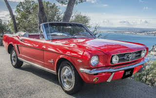 Ford Mustang Cabriolet Rent Provence-Alpes-Côte d'Azur