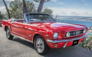 Ford Mustang Cabriolet Rent Provence-Alpes-Côte d'Azur