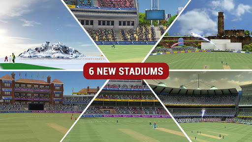 MS Dhoni: The Official Cricket Game 12.7 screenshots 2