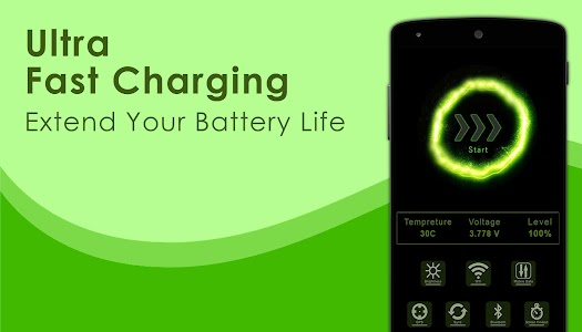 Ultra Fast Charger vui_plus