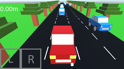 玩免費賽車遊戲APP 下載Traffic Dodge! app不用錢 硬是要APP