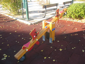 Photo: The Athens Olympic Village - Playground - Παιδική Χαρά 2