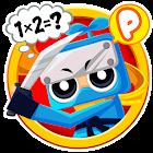 Math Ninja -Times Table- icon