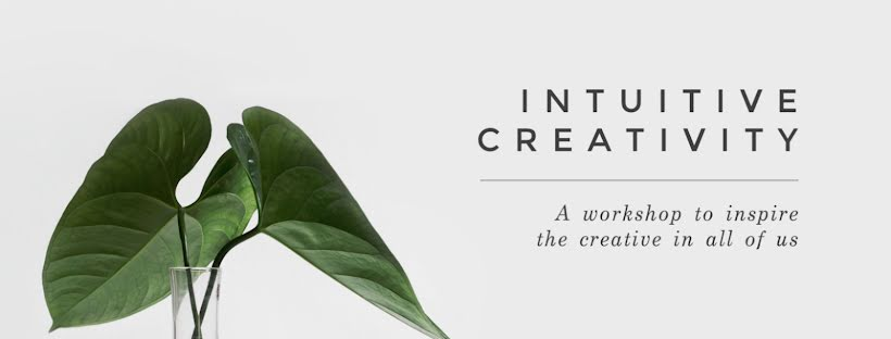 Intuitive Creativity - Facebook Page Cover Template