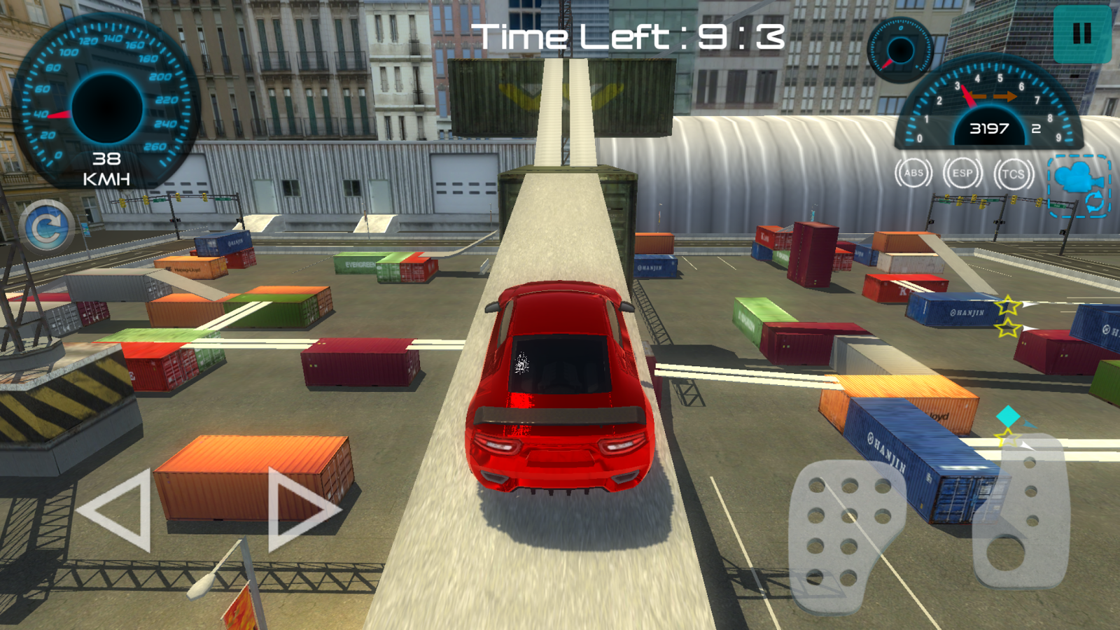 Xtreme Parking Maniac- screenshot