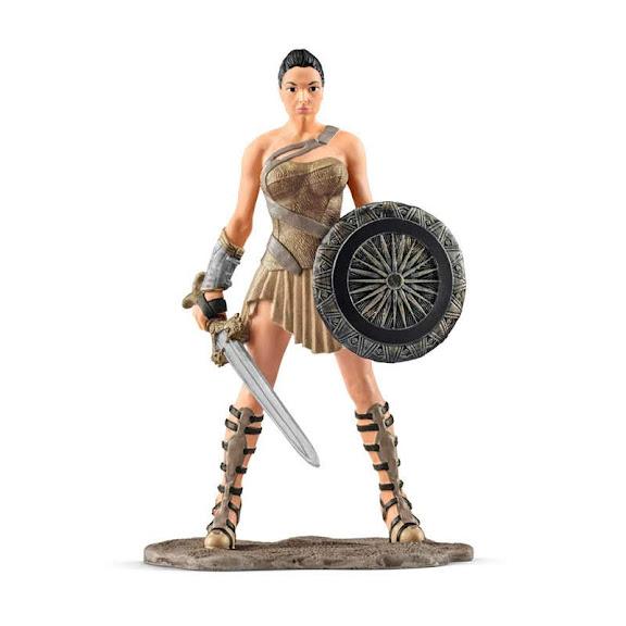 Contenido de Schleich® 22557 Wonder Woman