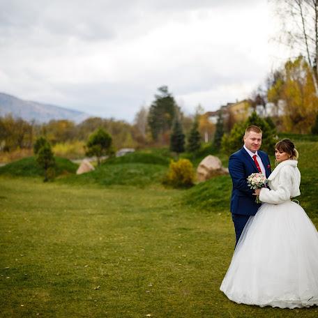 Wedding photographer Marina Andreeva (marinaphoto). Photo of 12.10.2017