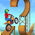 Dirt Bike Race Offline Games icon