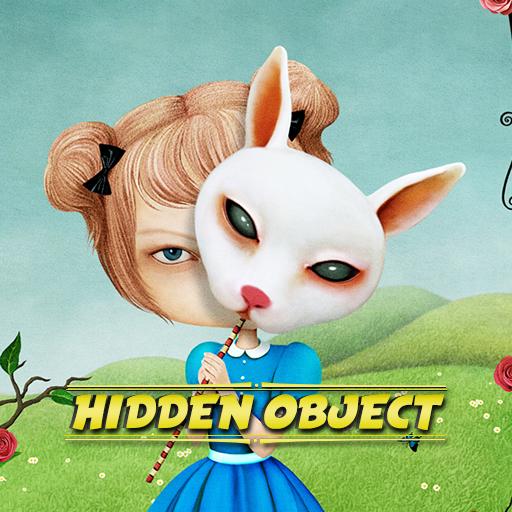 Hidden Object - Curiouser Icon