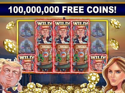 Game President Trump Free Slot Machines with Bonus Game APK for Windows Phone