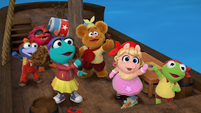 Rozzie and the Big Bad Sound; Muppets of the Carribbean thumbnail