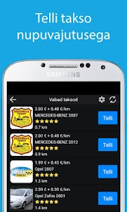 Kutsu Takso- screenshot thumbnail