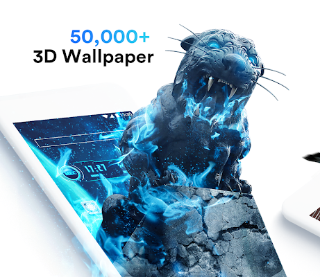 Air Launcher-Themes, 3D Wallpaper for Android Free - screenshot