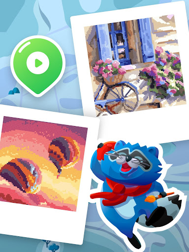 Paint the world - color by number colouring game apkdebit screenshots 7