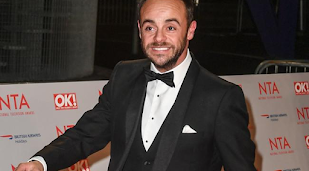 Ant McPartlin: I drank to escape my underlying unhappiness
