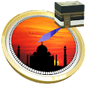 Prayer Qibla compass & Ramadan icon